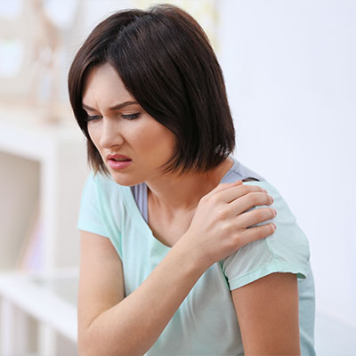 Shoulder Pain Treatment in Santa Barbara